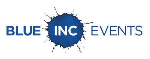 Blue Inc Events website